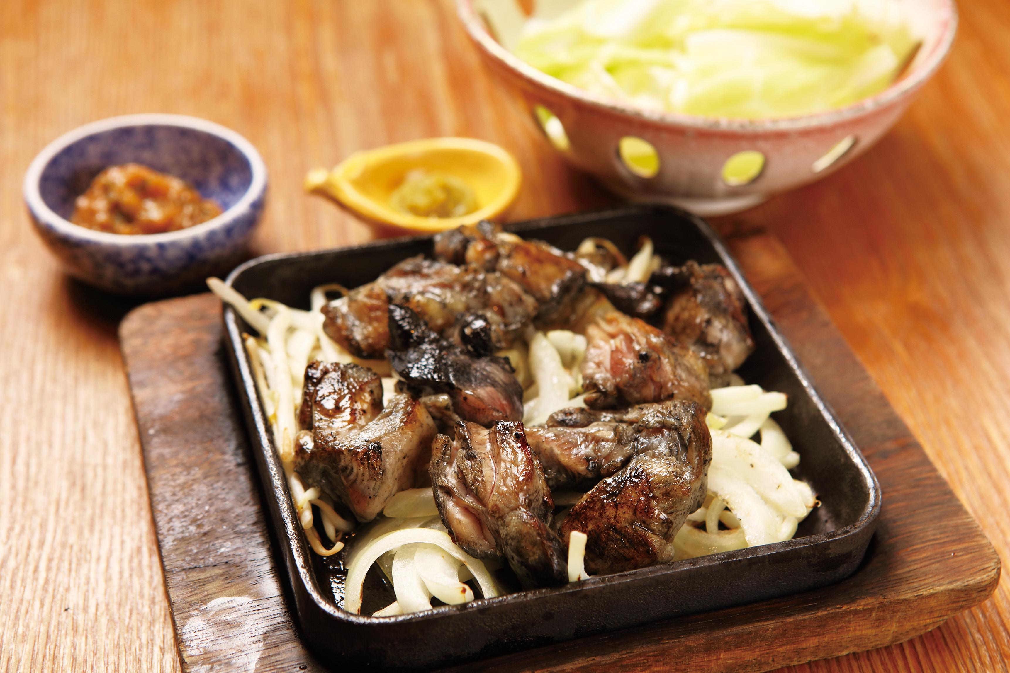 宮崎鶏 食べ比べ