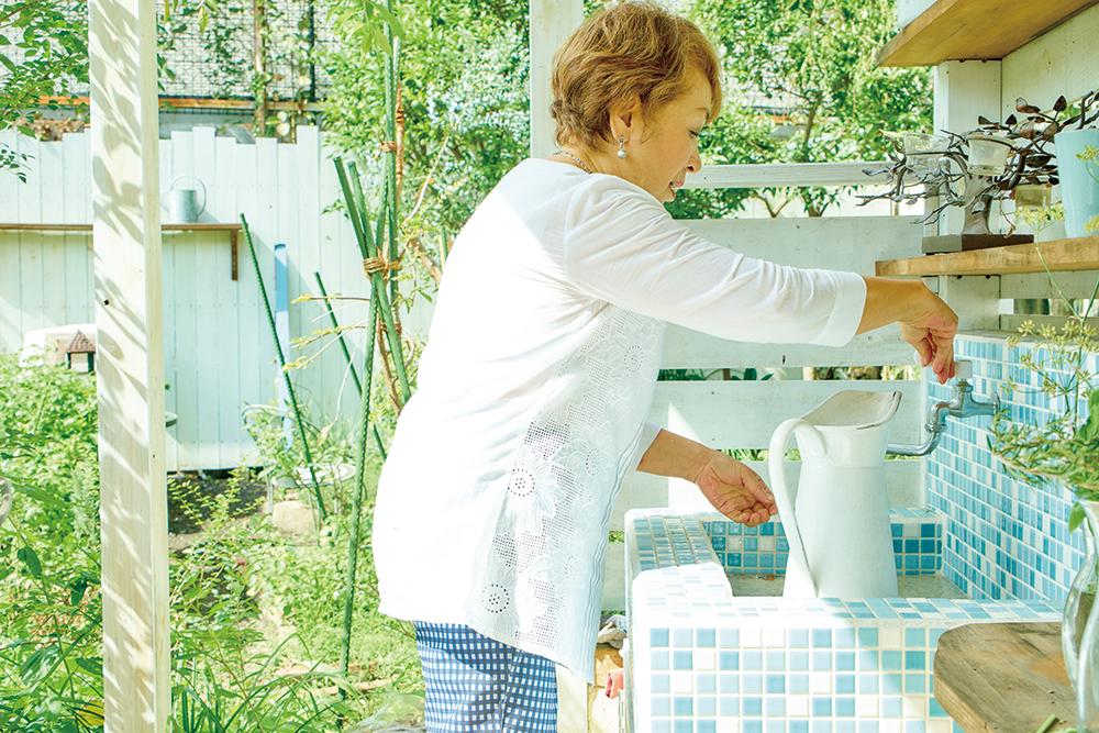 花がある暮らしを実現する田中愛子さん