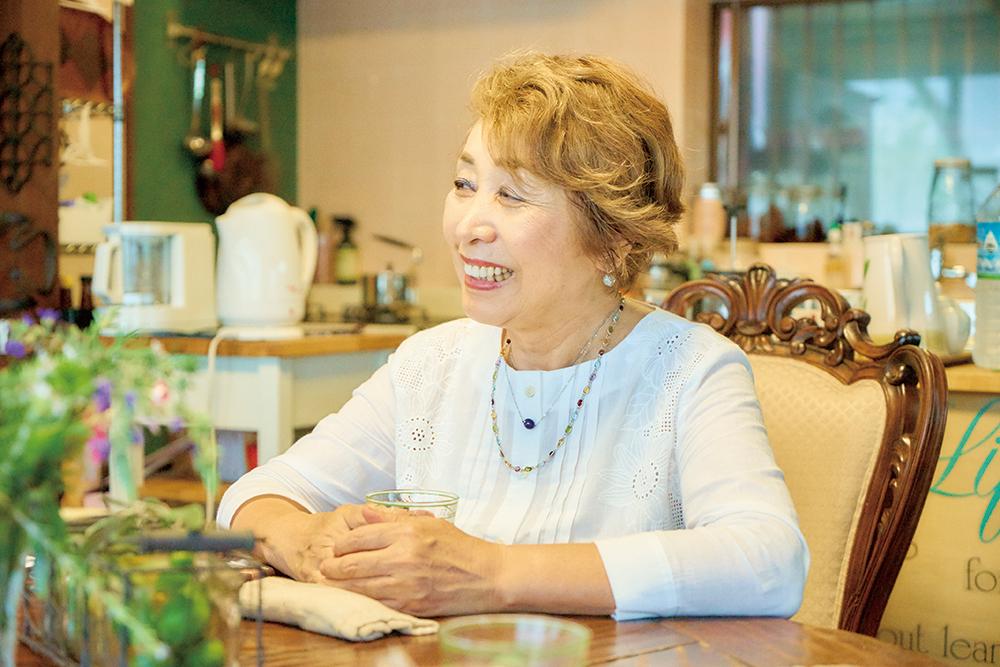 大阪樟蔭女子大学教授 田中愛子さん