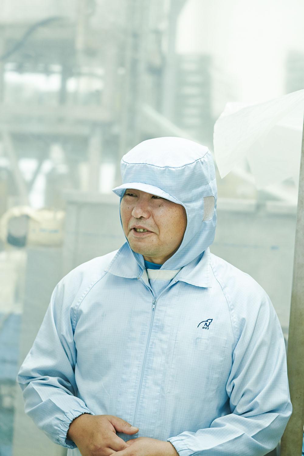 室戸海洋深層水株式会社 小松 寛幸さん