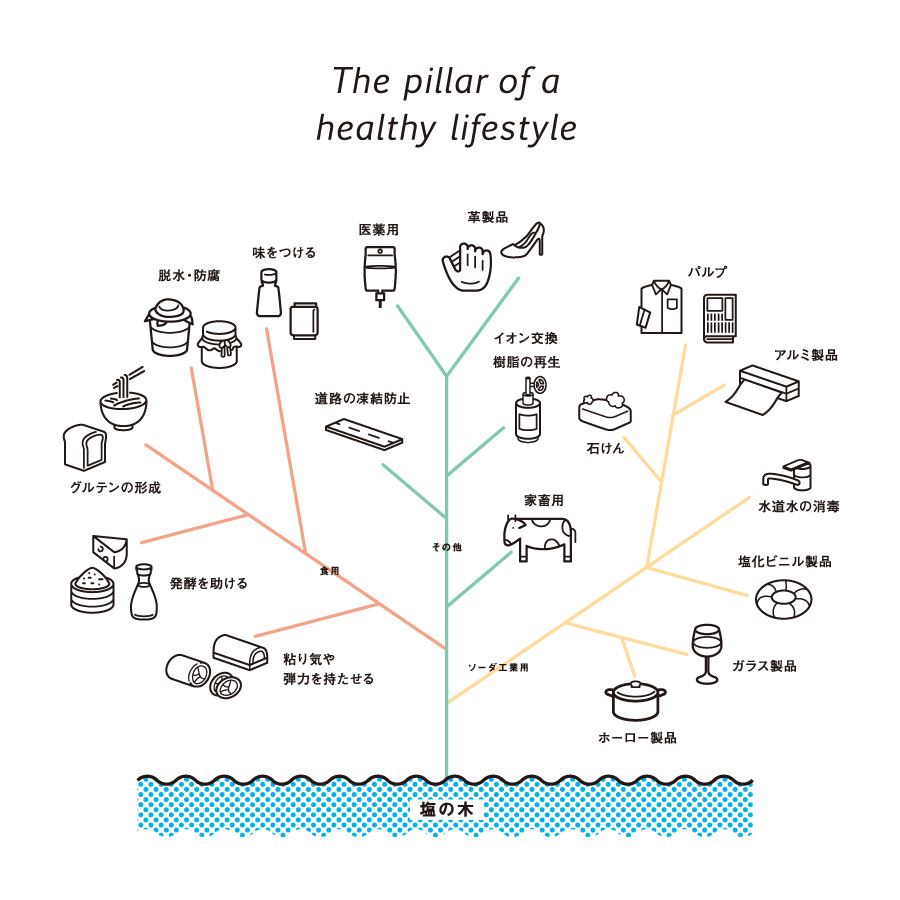 The pillar of a healthy lifestyle