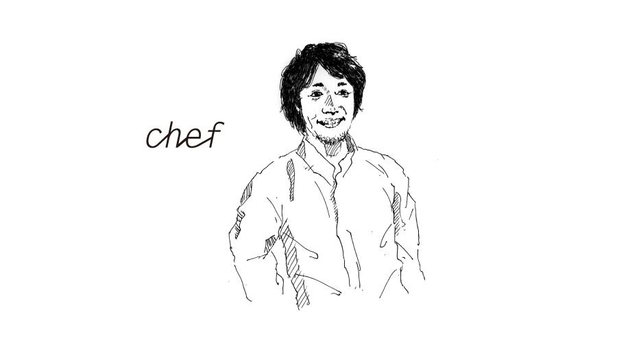 オーナーシェフ 小阪 歩武氏