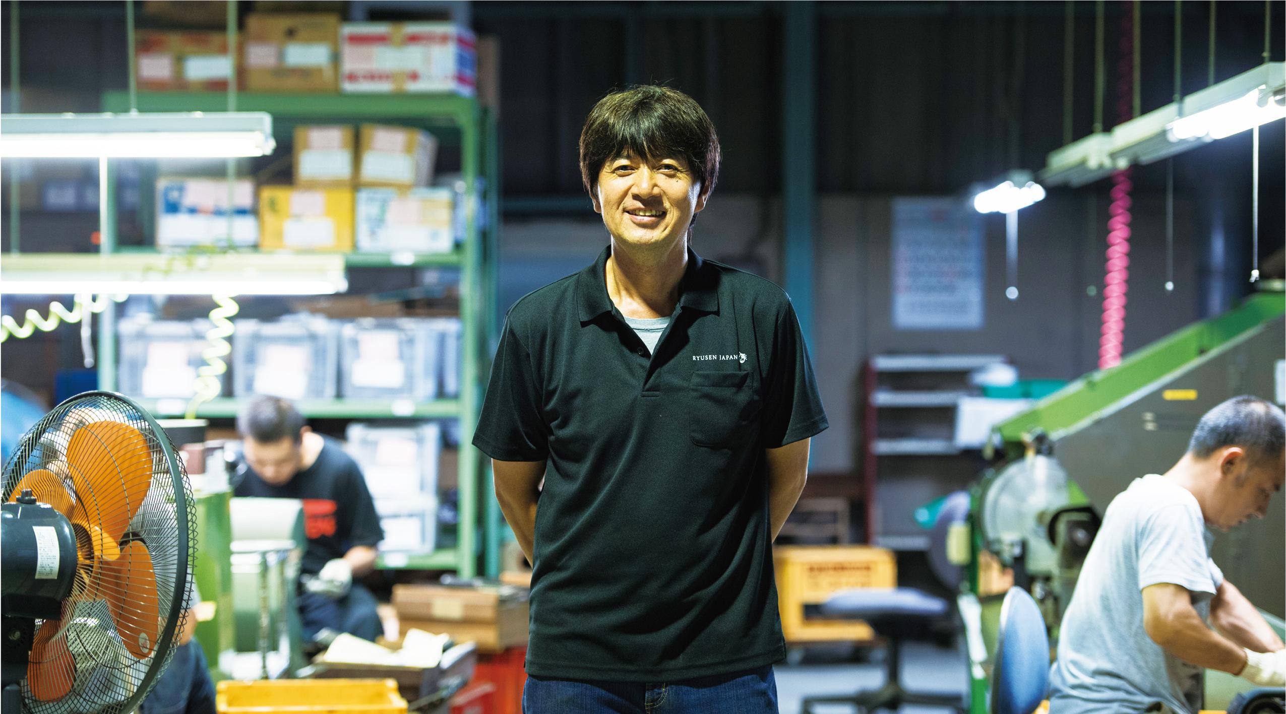 増谷浩司さん