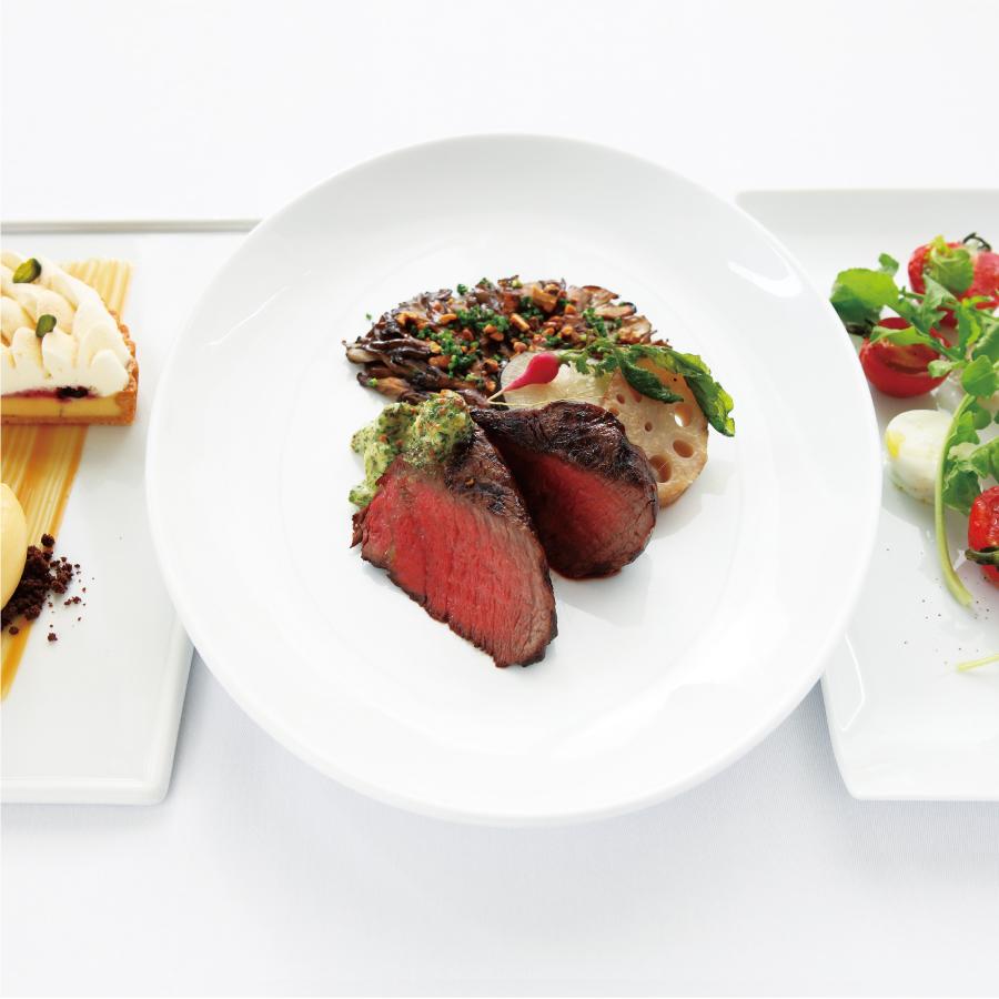 FUKUI PROMOTION DINNER COURSE MENU